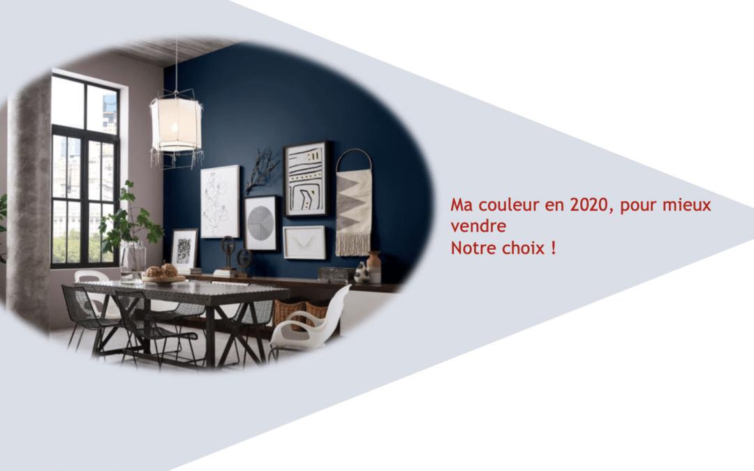 Choix des couleurs pour vendre en 2020