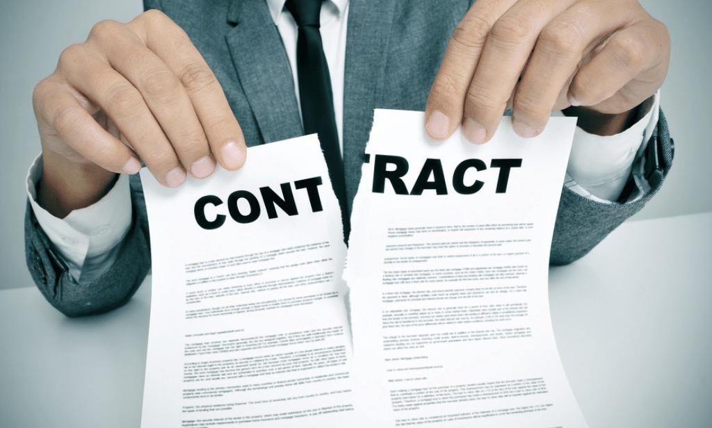 Comment résilier un mandat de vente sans exclusivité ?